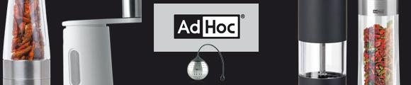 Ad hoc-banner