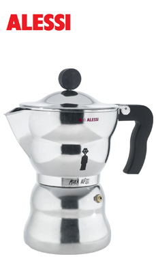 Alessi_AAM33-6_Espressokocher 6Tassen